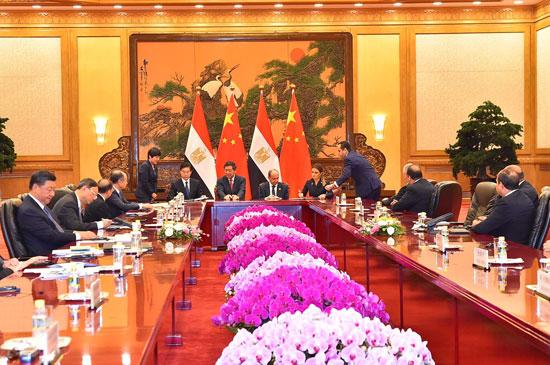 مراسم-استقبال-رسمية-للسيسى-فى-بكين--(8)