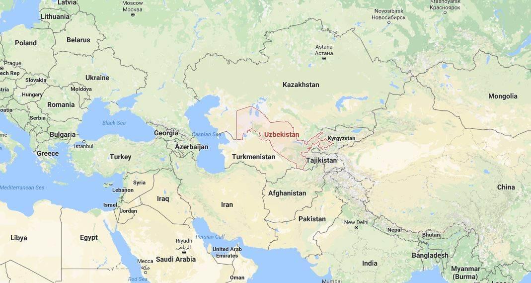 اوزبكستان 1