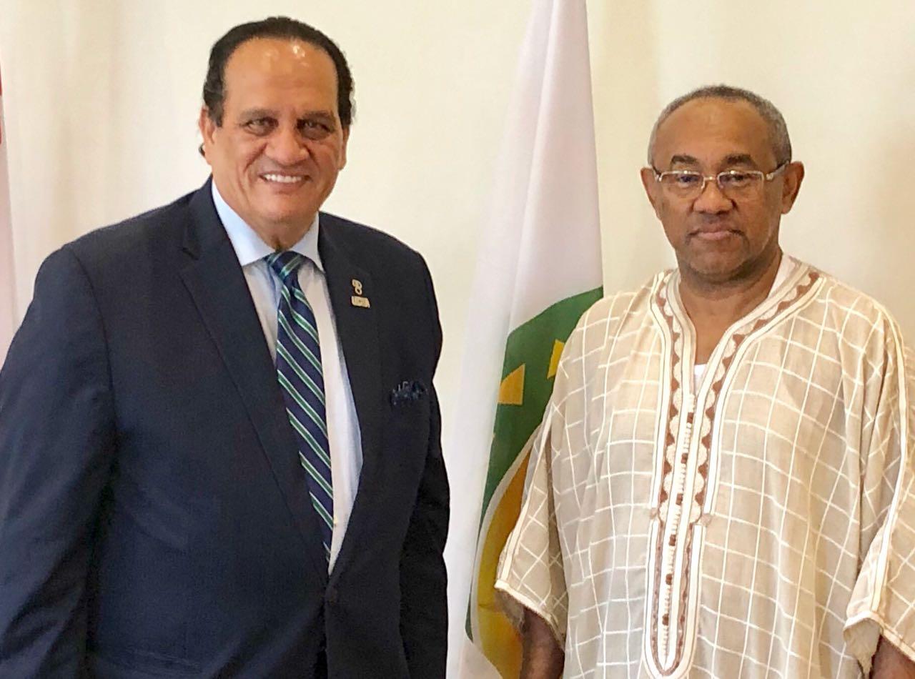 أحمد أحمد مع احمد ناصر
