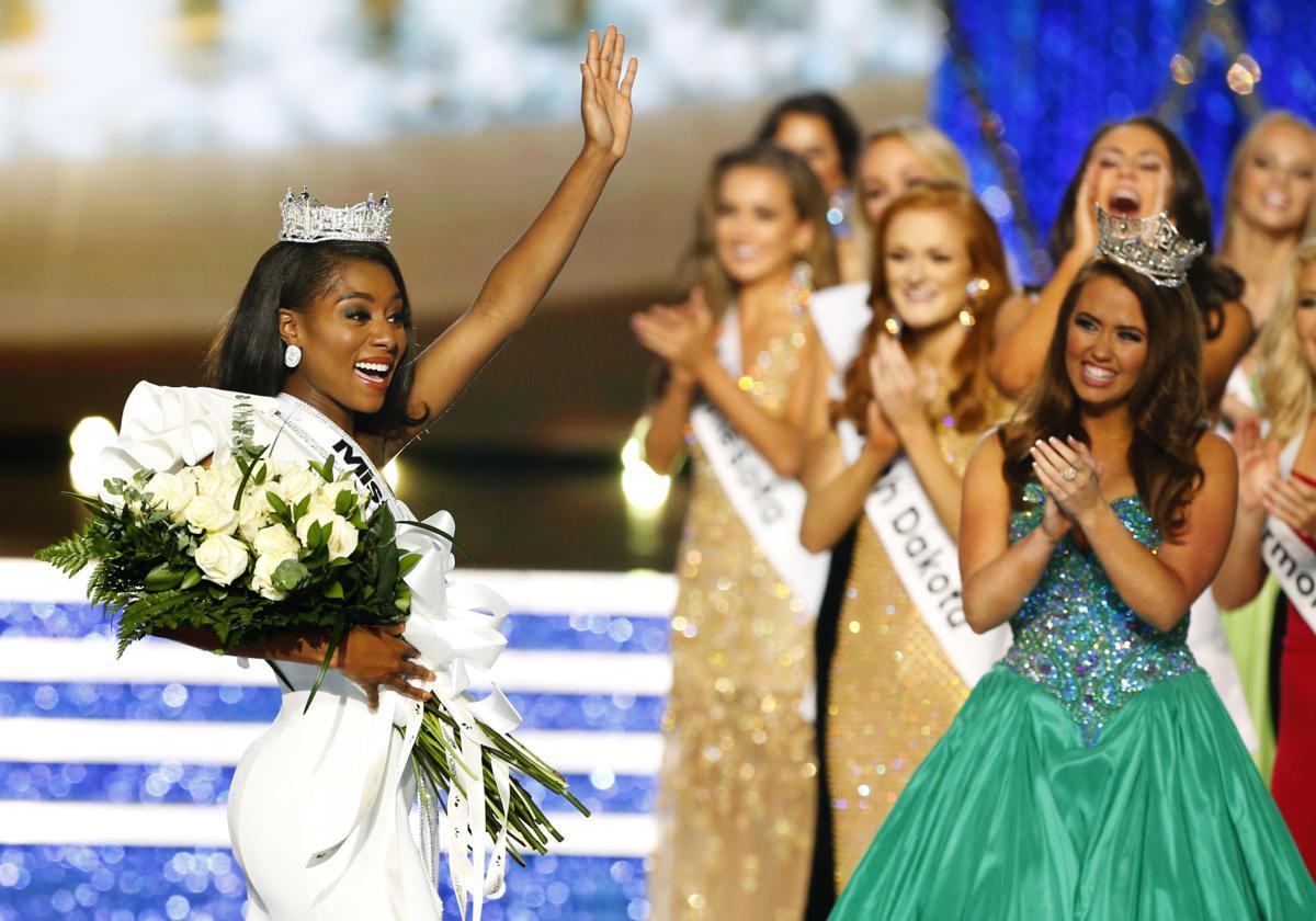 نيا فرانكلين ملكة جمال أمريكا