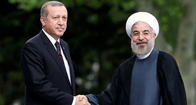 أردوغان وروحانى