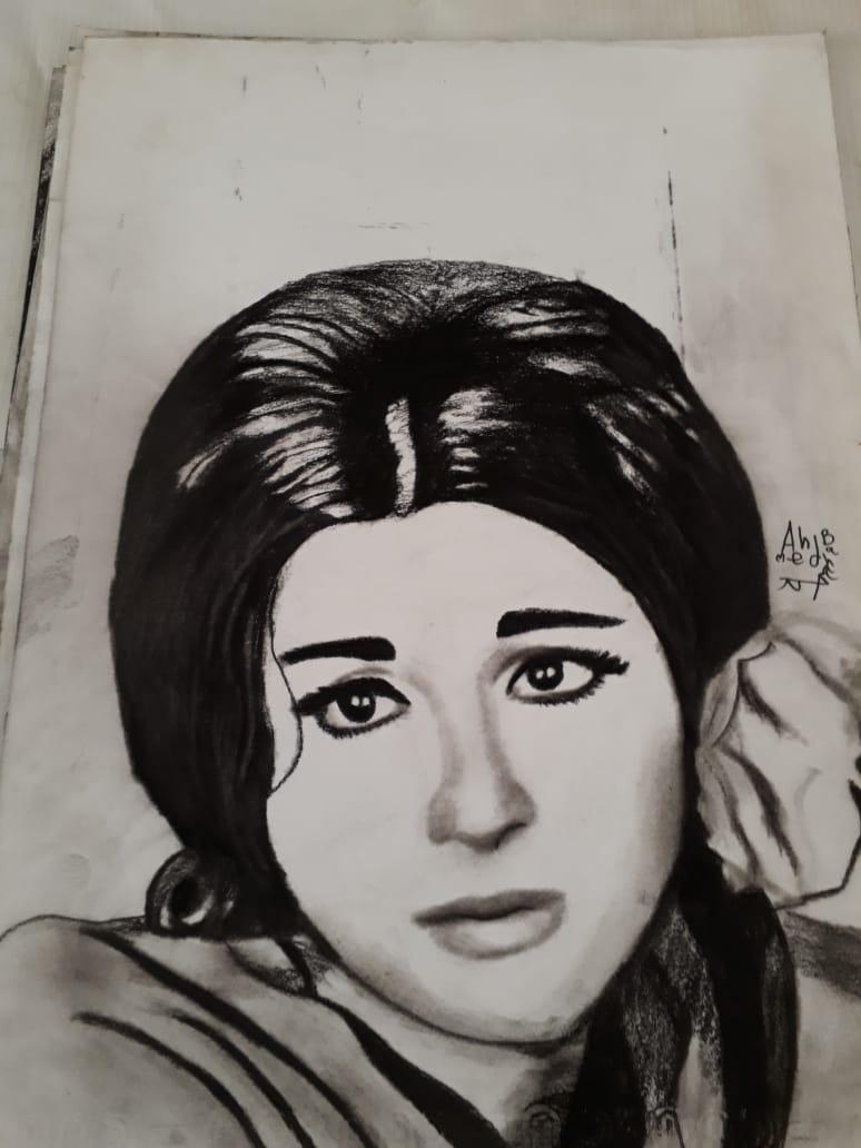 احدى رسومات الموهبة  (7)
