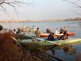جانب من الرحلات النيلية