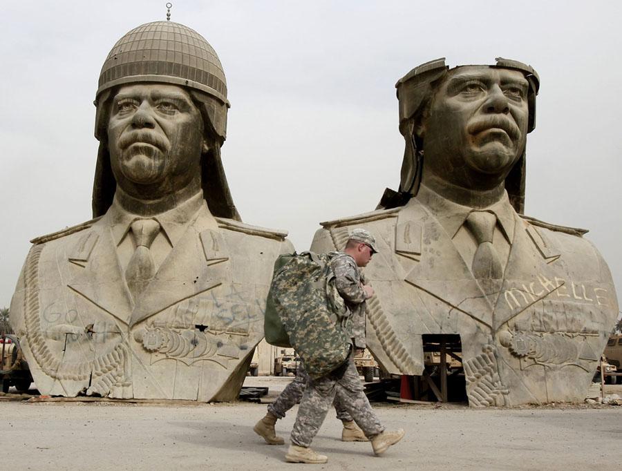 الولايات المتحدة أسقطت صدام وفشلت فى صد الميليشيات