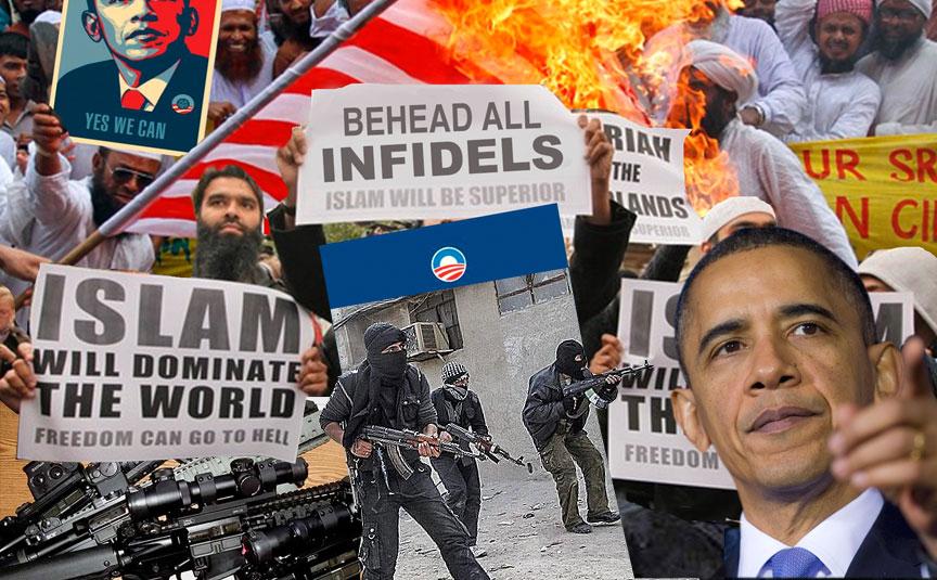 أوباما لجأ لمهادنة التنظيمات المتطرفة