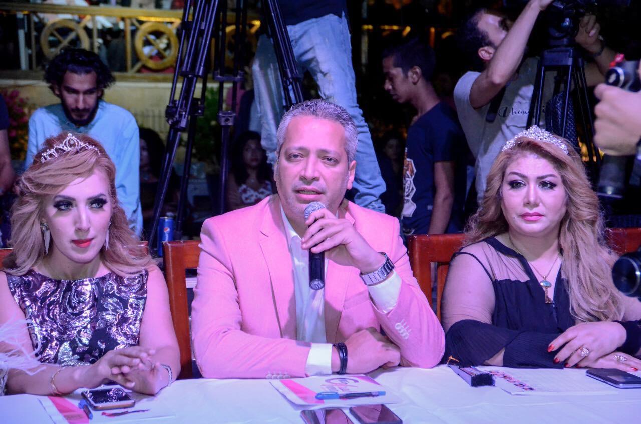 لجنة تحكيم ملكة جمال العرب مصر