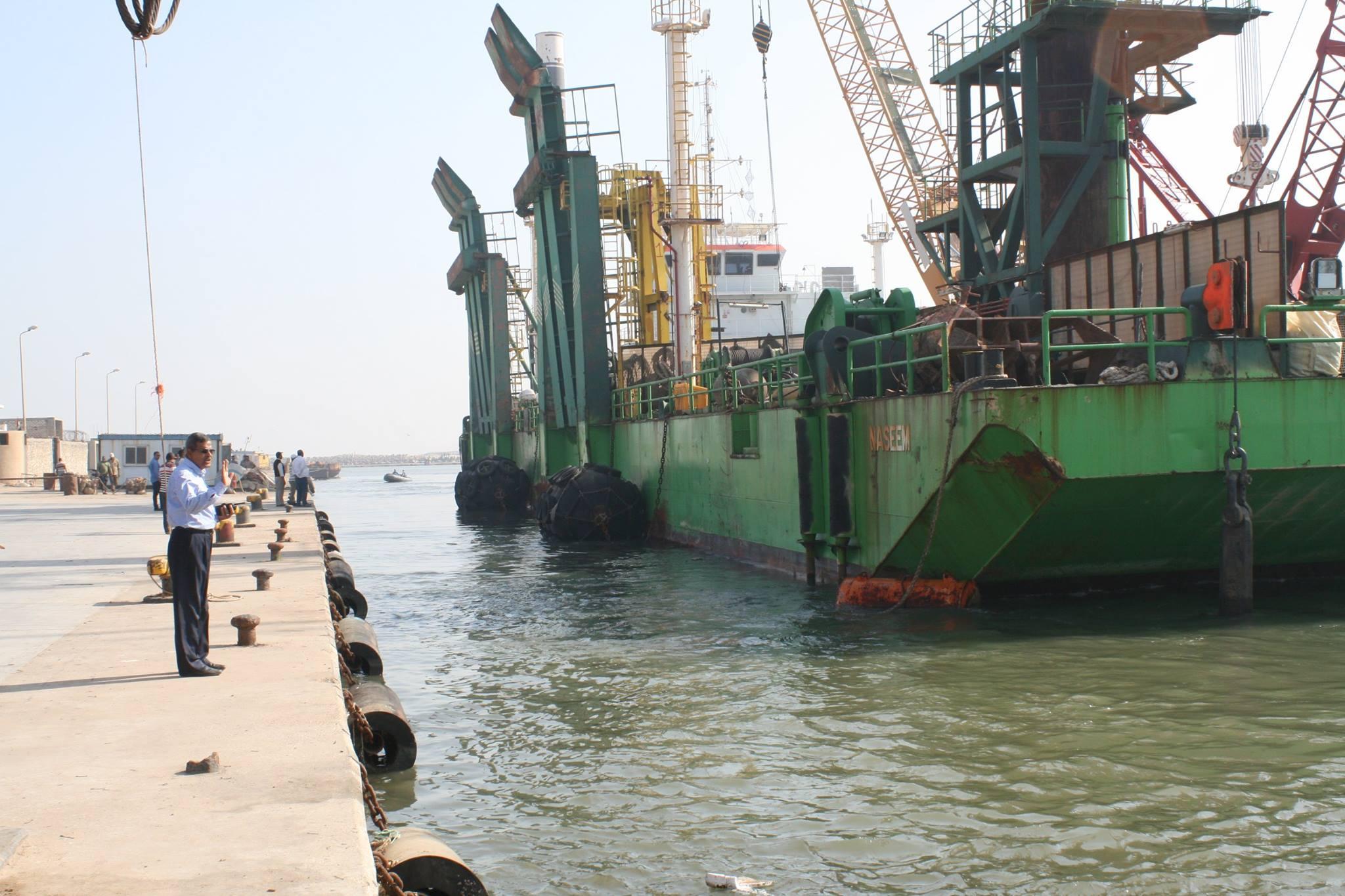 ميناء البرلس بكفر الشيخ