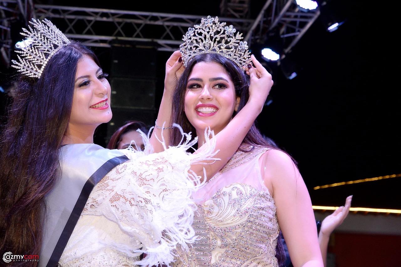 جانب من ملكة جمال العرب مصر
