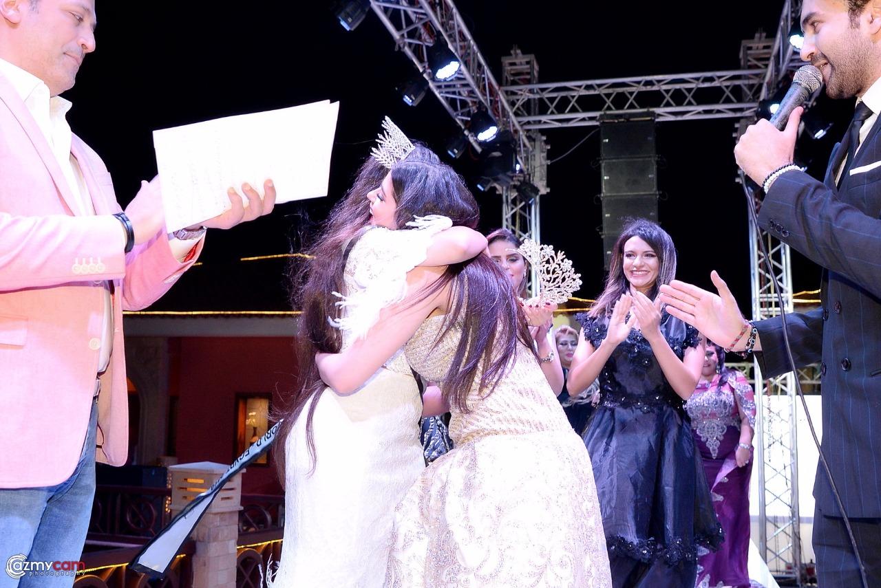مسابقة ملكة جمال العرب مصر