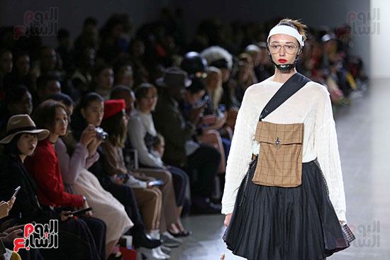 أزياء YAJUN لربيع وصيف 2019 فى أسبوع الموضة بنيويورك (23)