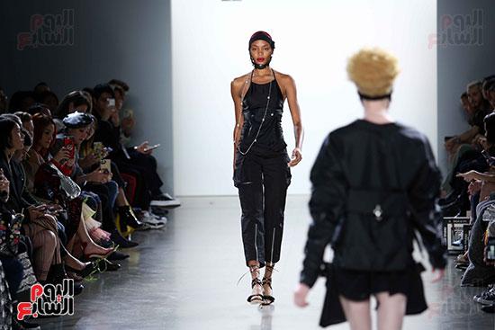 أزياء YAJUN لربيع وصيف 2019 فى أسبوع الموضة بنيويورك (10)