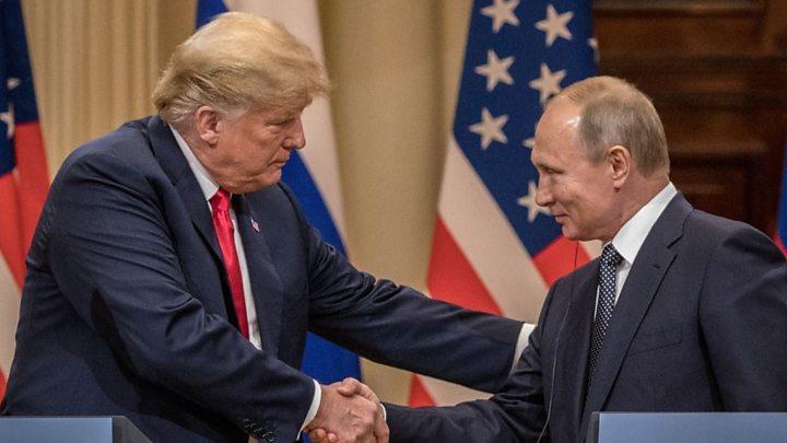 ترامب لم يجد مفرا من الاعتراف بروسيا كقوة فاعلة