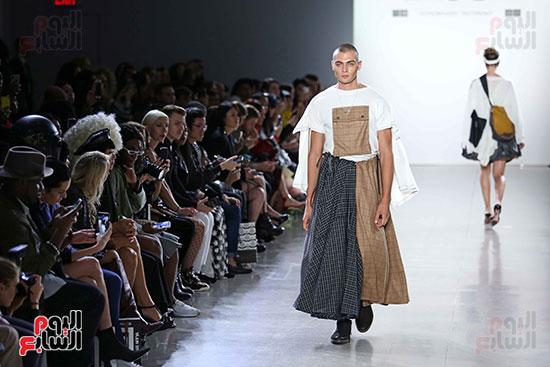 أزياء YAJUN لربيع وصيف 2019 فى أسبوع الموضة بنيويورك (24)