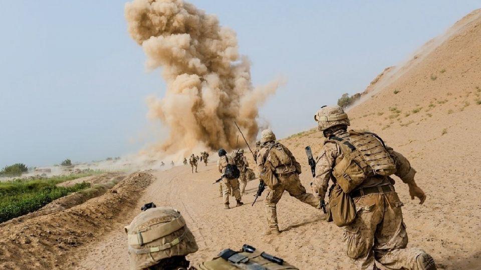 الحرب فى افغانستان