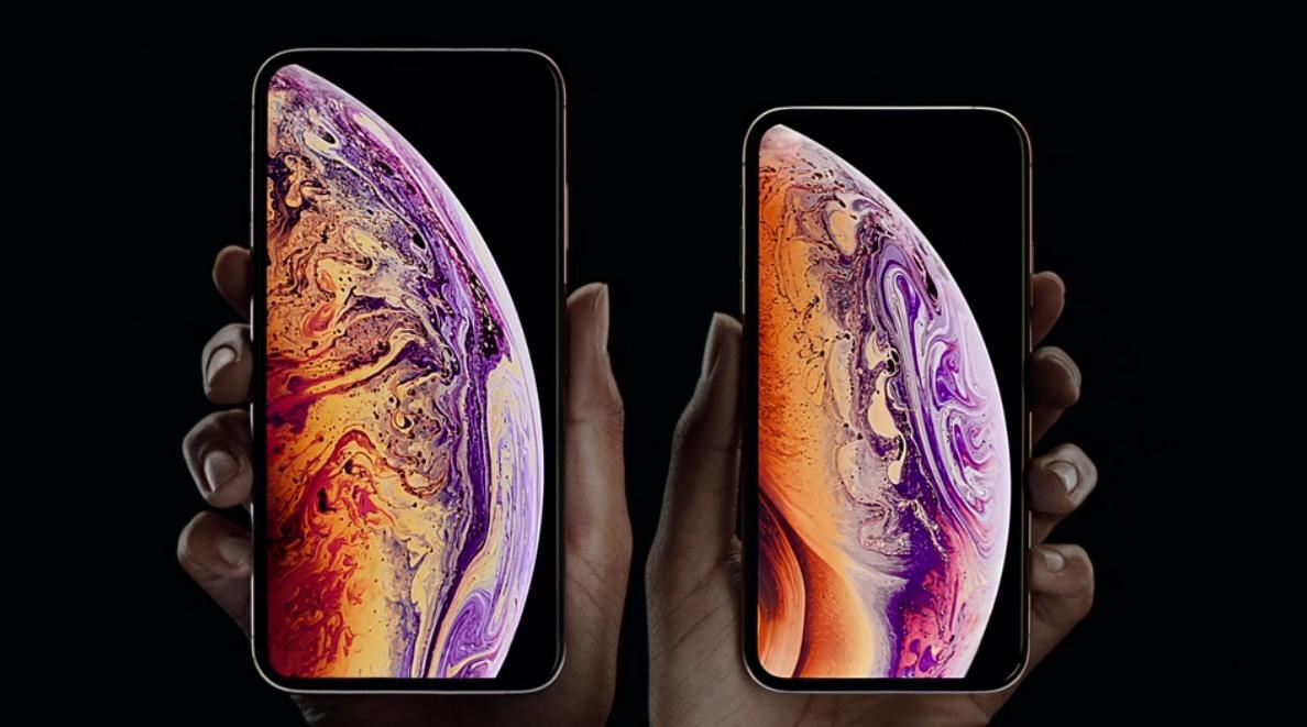 iPhone Xs و Xs Max