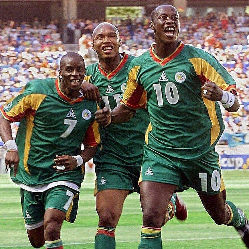منتخب السنغال الذهبي