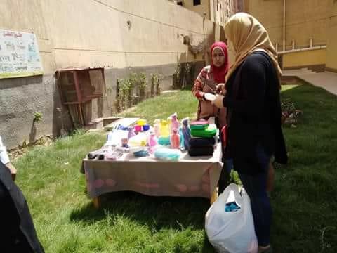 تعليم القاهرة تنظم معرض لمسستلزمات المدارس مجانا بالمعصرة  (2)