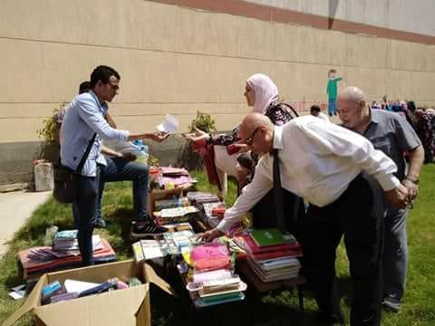 تعليم القاهرة تنظم معرض لمسستلزمات المدارس مجانا بالمعصرة  (1)