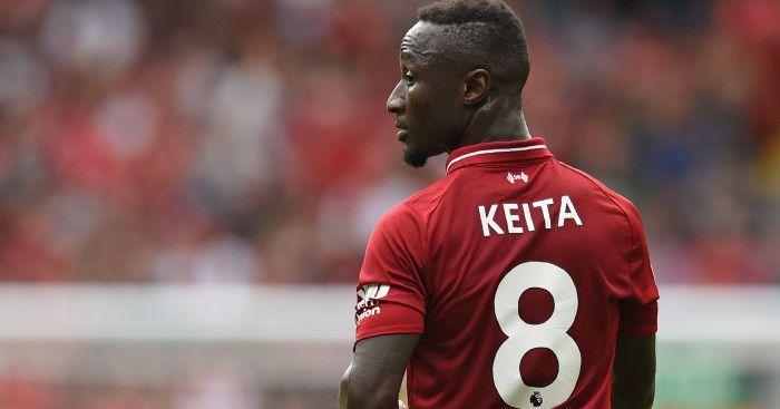 كيتا لاعب ليفربول
