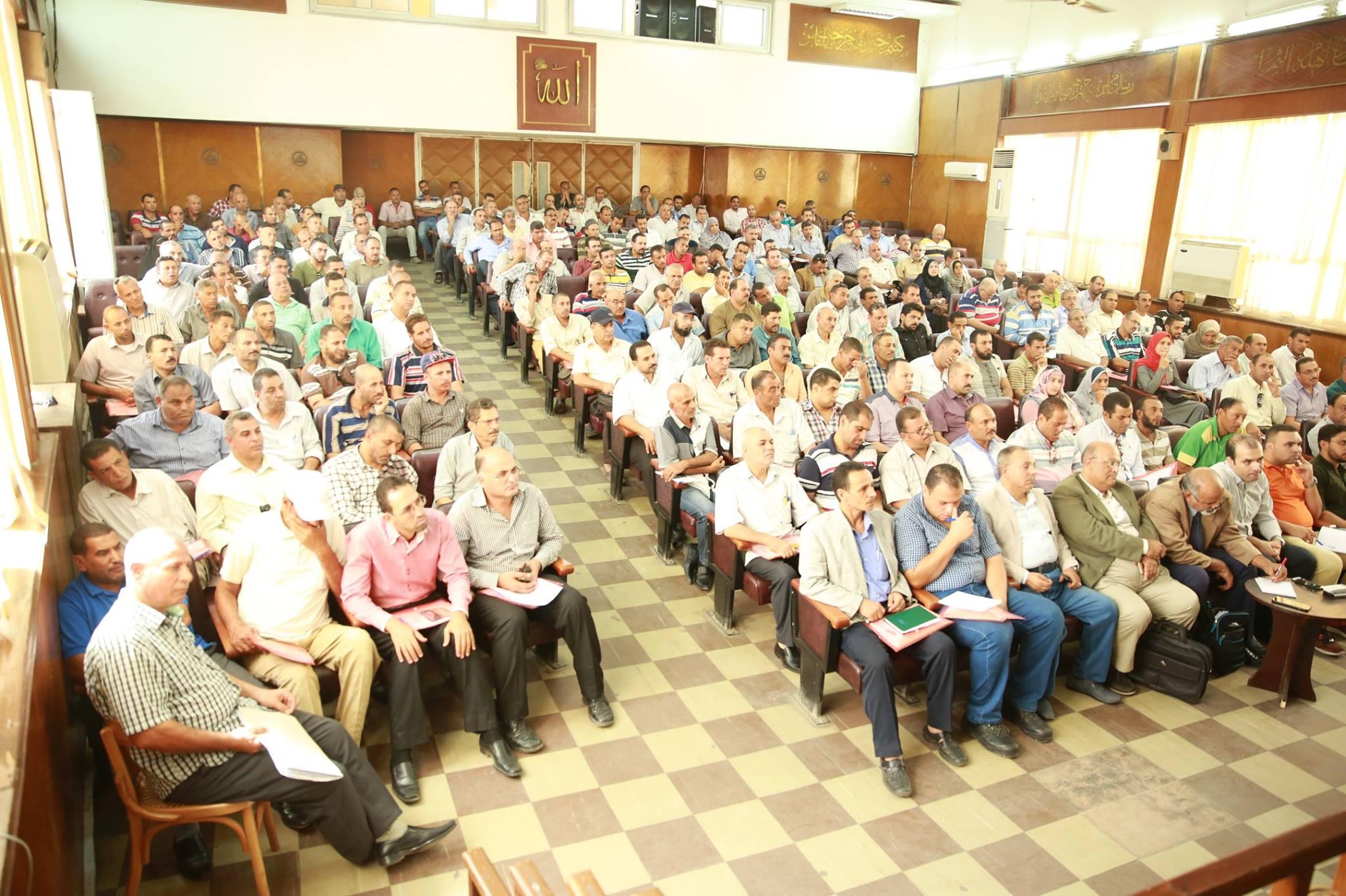 4- جانب من الحضور