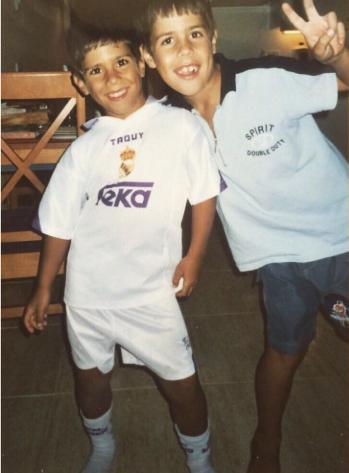 ماركو أسينسيو بقميص ريال مدريد