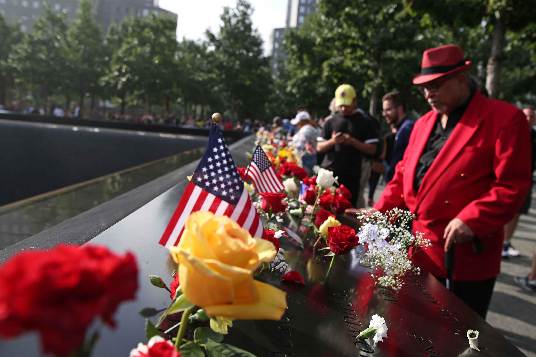 أمريكيون فى ذكرى 11 سبتمبر