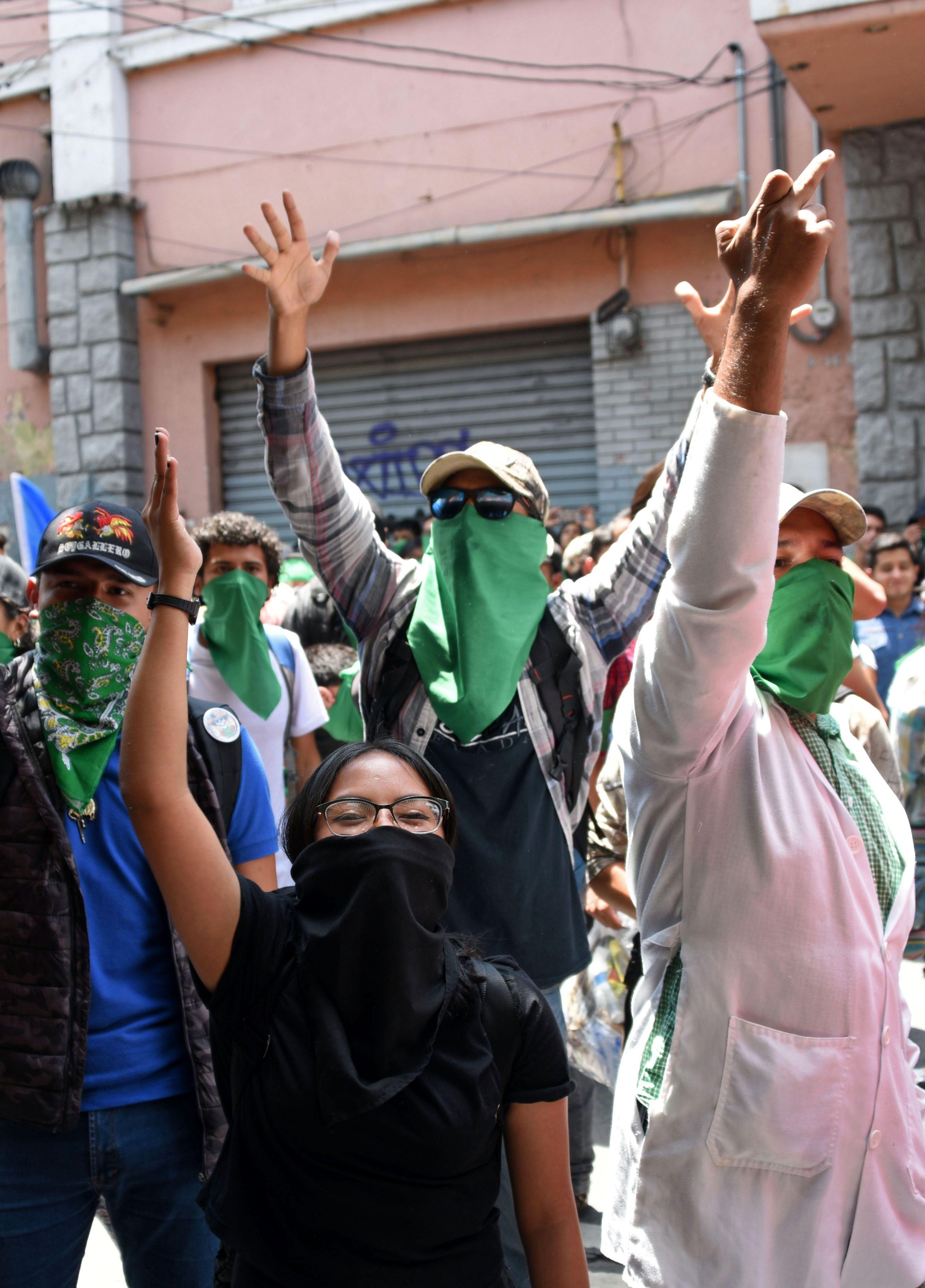مواطنو جواتيمالا