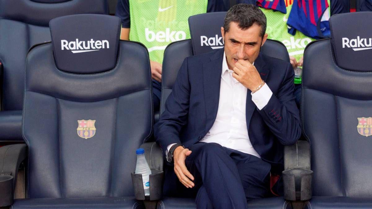 فالفيردى مدرب برشلونة