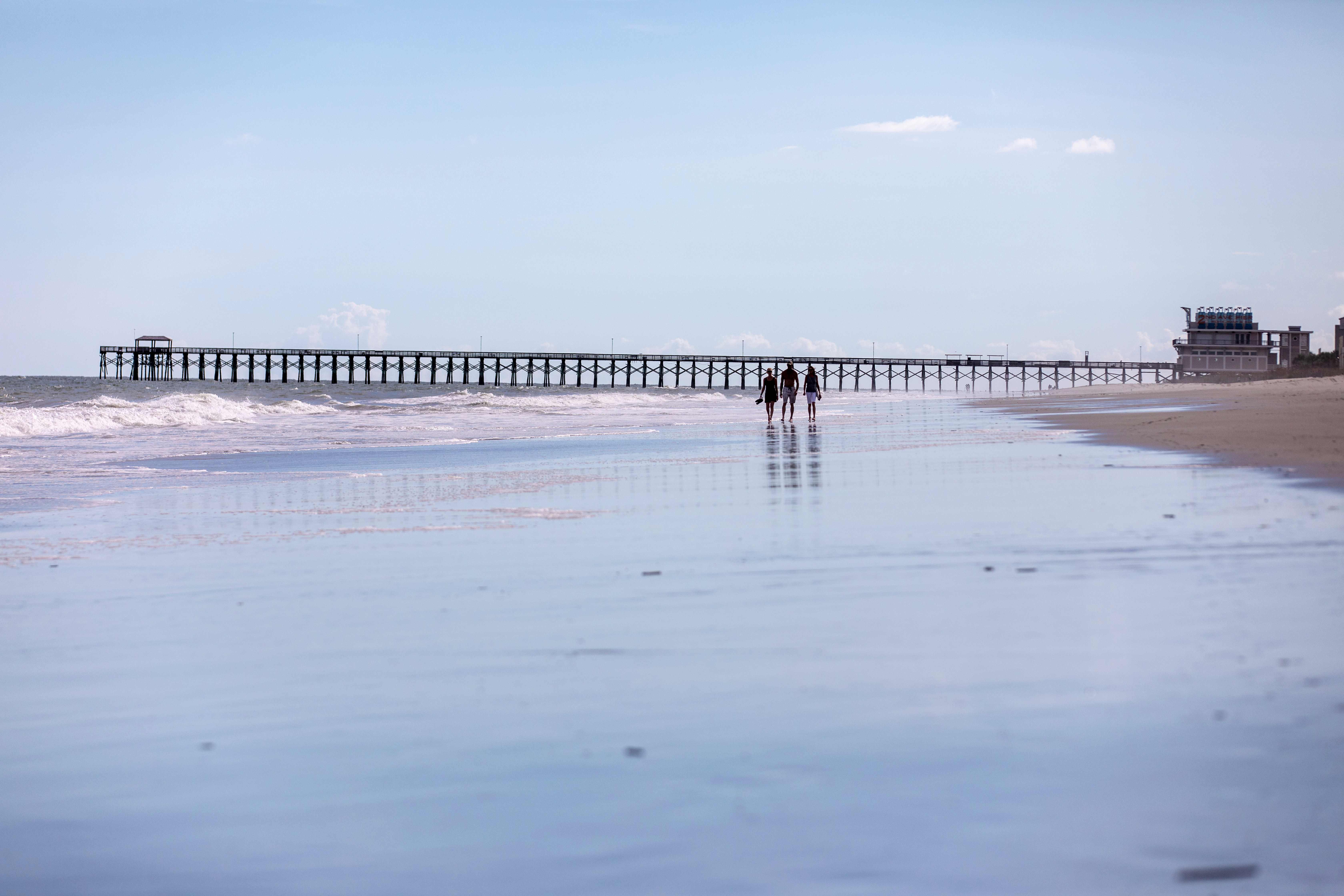 شاطى ميرتل بيتش