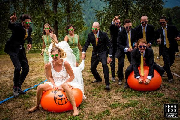 أجمل 50 صورة زفاف حائزة على جائزة  Fearless Awards (19)