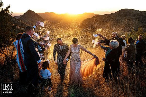 أجمل 50 صورة زفاف حائزة على جائزة  Fearless Awards (10)