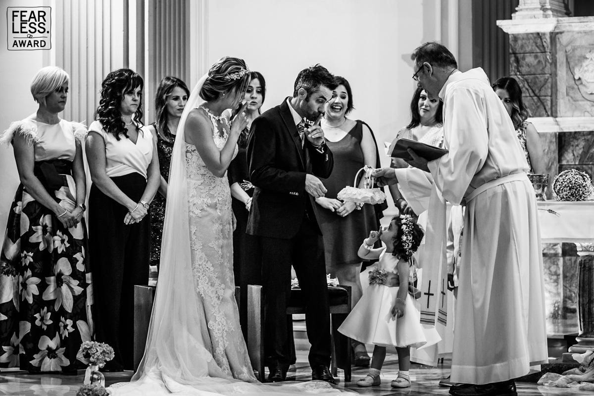 e945183e24635 أجمل 50 صورة زفاف حائزة على جائزة