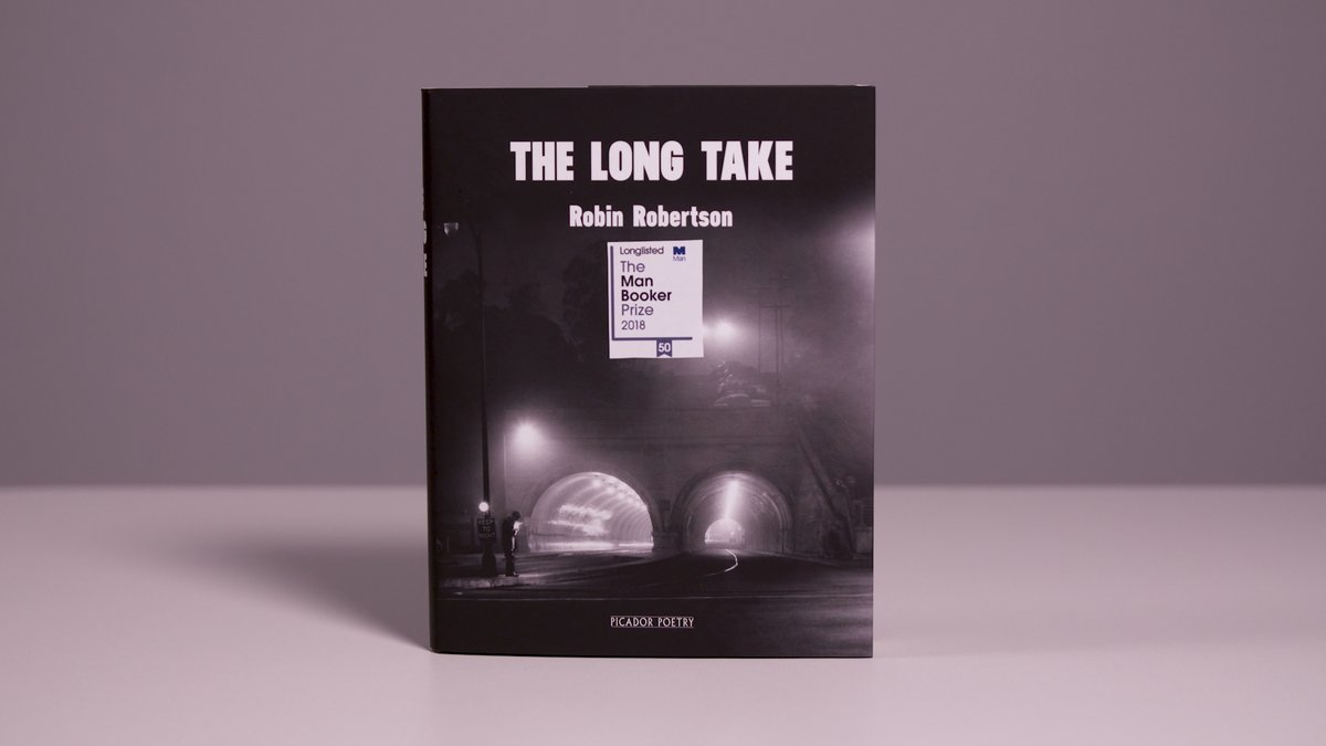 novel The Long Take by Robin Robertson