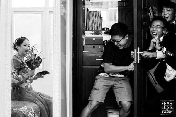 أجمل 50 صورة زفاف حائزة على جائزة  Fearless Awards (30)