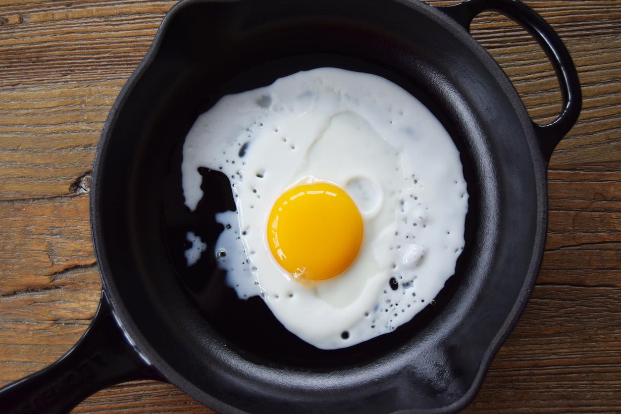 فوائد بياض البيض  منها يقلل من الإصابة بأمراض تصلب الشرايين