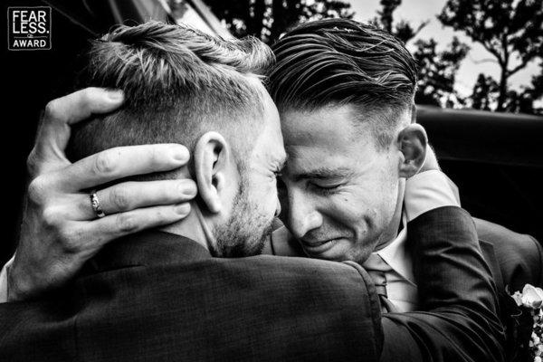 أجمل 50 صورة زفاف حائزة على جائزة  Fearless Awards (17)