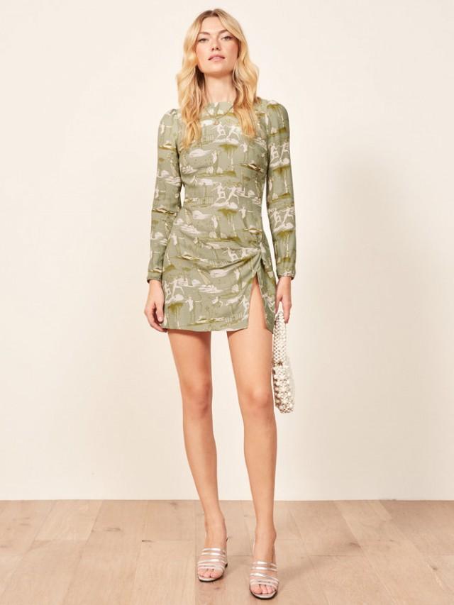 فساتين ـ فستان مناسب للجسم الصغير