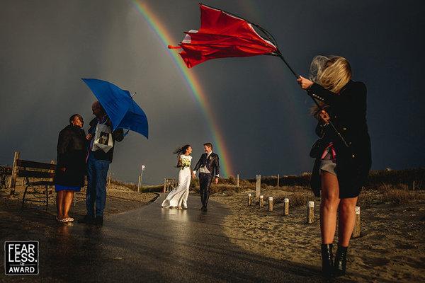 أجمل 50 صورة زفاف حائزة على جائزة  Fearless Awards (9)