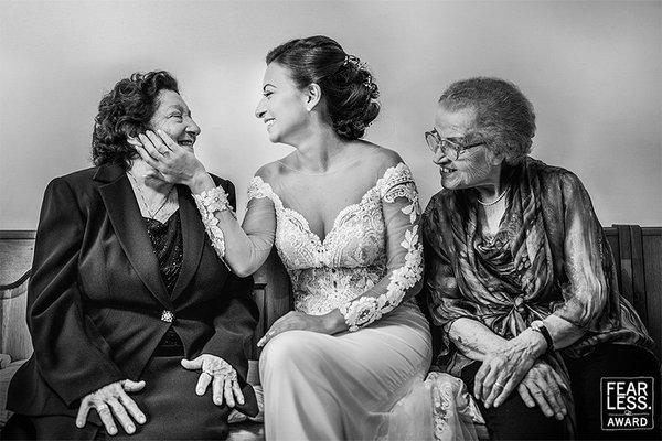 أجمل 50 صورة زفاف حائزة على جائزة  Fearless Awards (27)