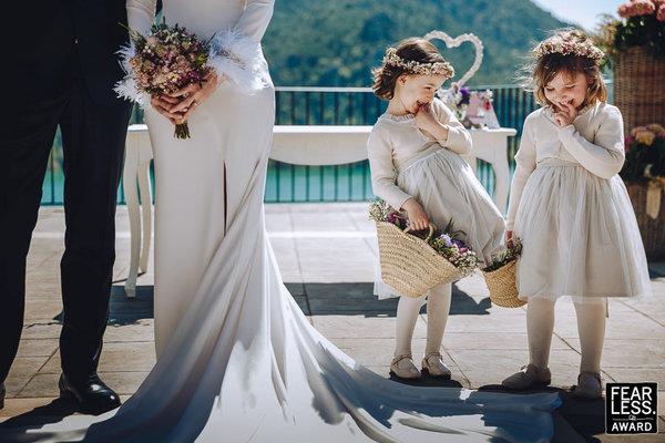 أجمل 50 صورة زفاف حائزة على جائزة  Fearless Awards (5)