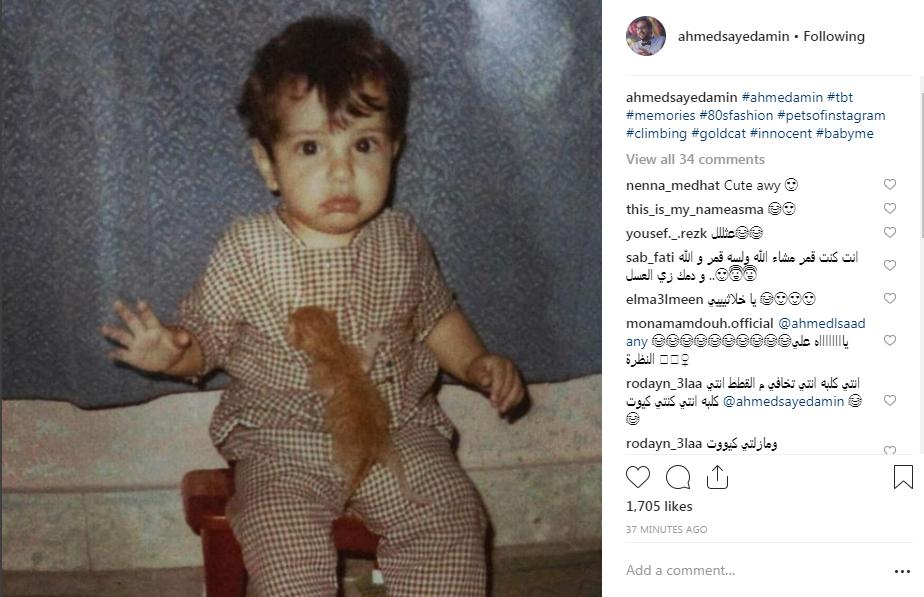 الإعلامى الساخر أحمد أمين