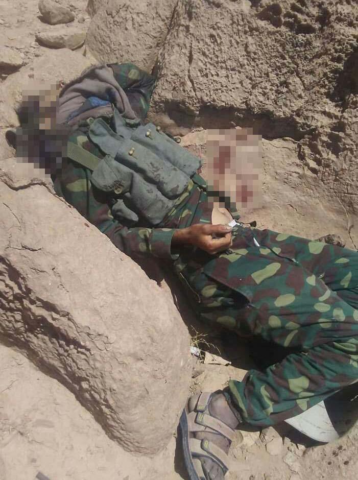 قتلى من مليشيات الحوثى (2)