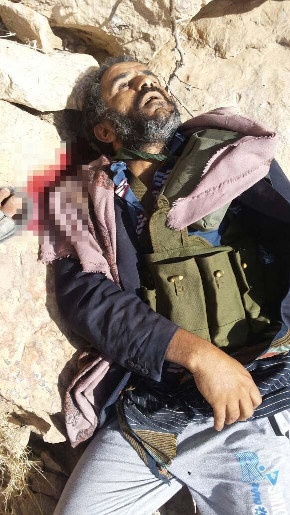 قتلى من مليشيات الحوثى (1)