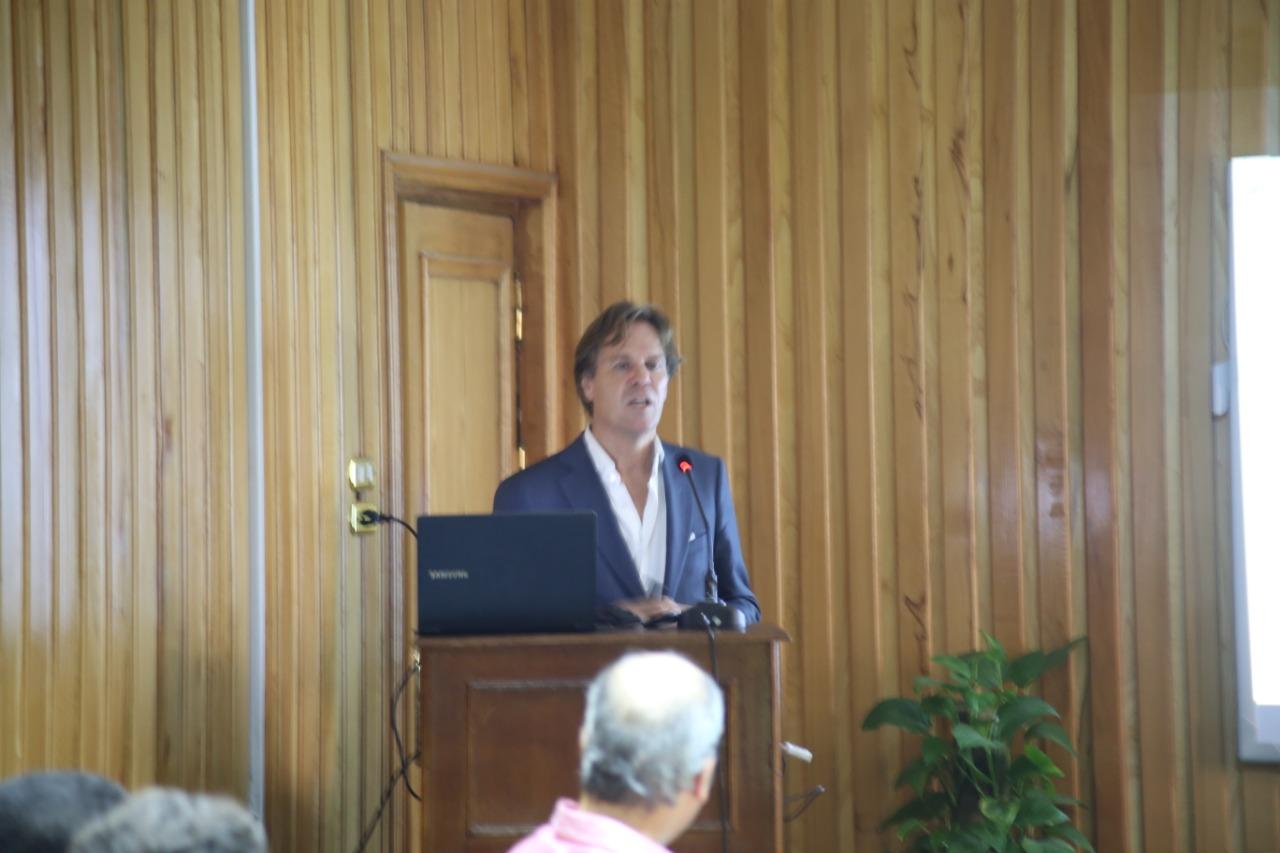 الخبير الهولندى البروفيسور فريتس بريندز  (6)