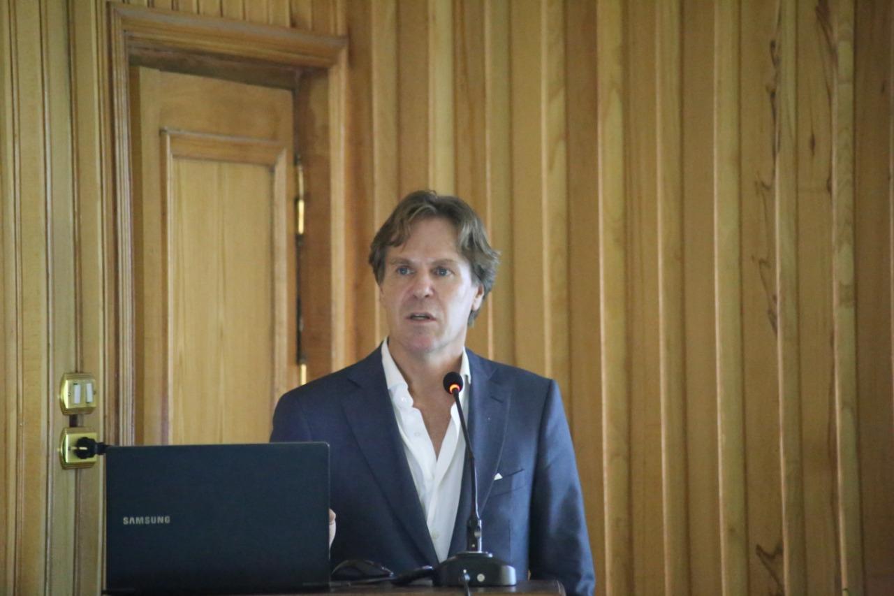 الخبير الهولندى البروفيسور فريتس بريندز  (7)