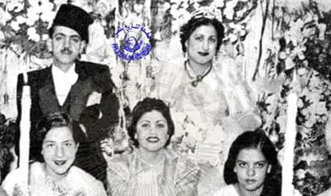 حفل زفاف عبدالمطلب وشوشو عز الدين