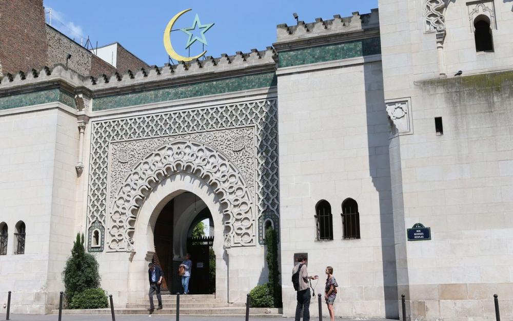المساجد فى فرنسا