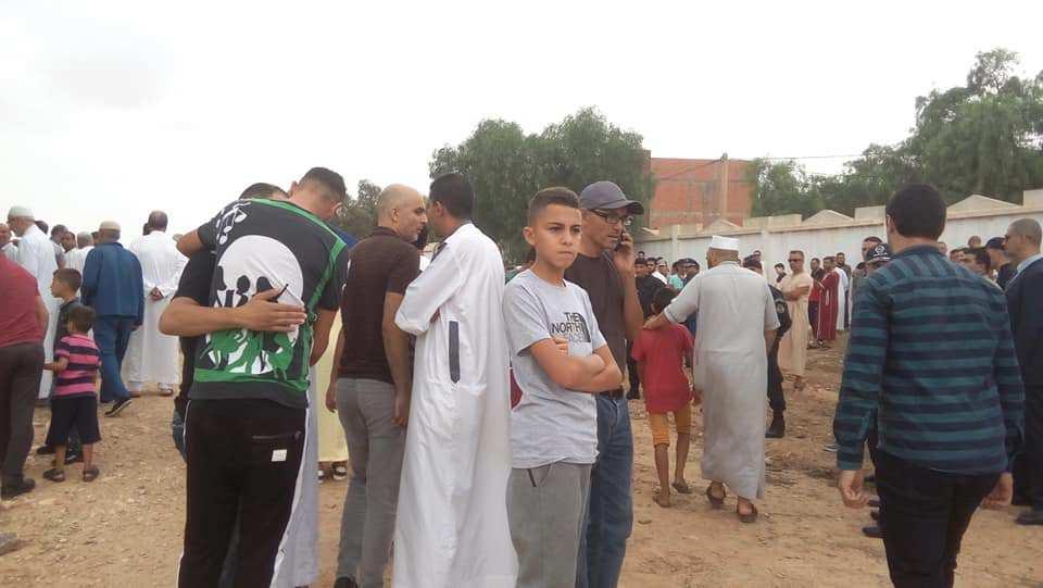 تشييع جثمان رشيد طه (1)