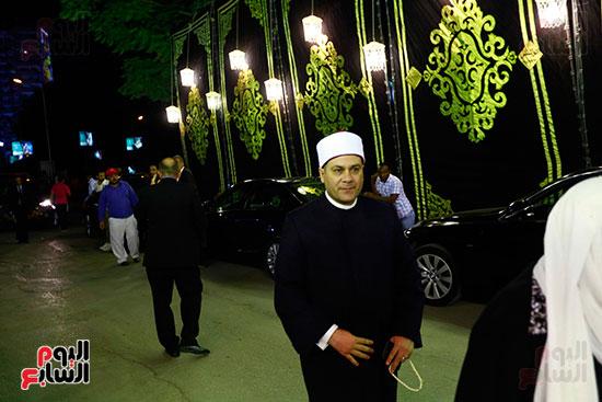 صور عزاء شقيقة الدكتور حسن راتب (10)