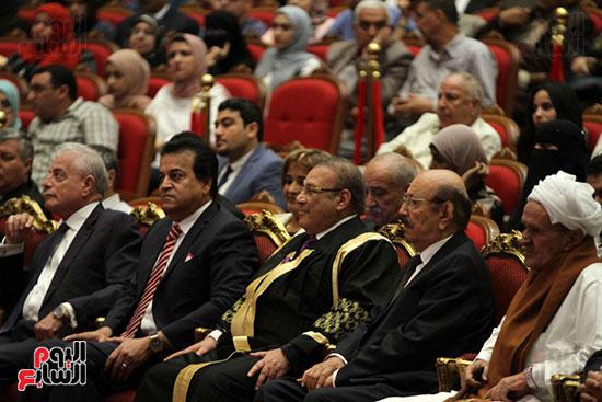 احتفالية جامعة سيناء (9)